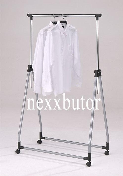 Ruhaállvány    Q-27   gurulós ruhaállvány   ruhaállvány nexxbutor