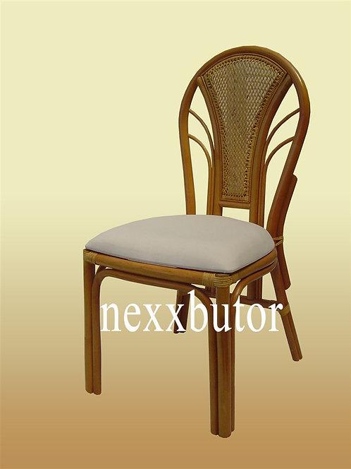 Rattan étkező szék | DC-02WX | rattan szék | rattan bútor