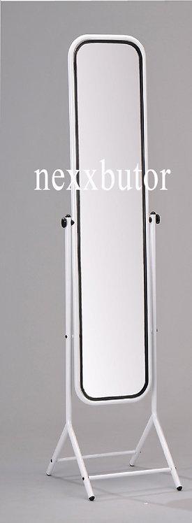 Fém állótükör    6101W     fehér tükör    állótükör nexxbutor