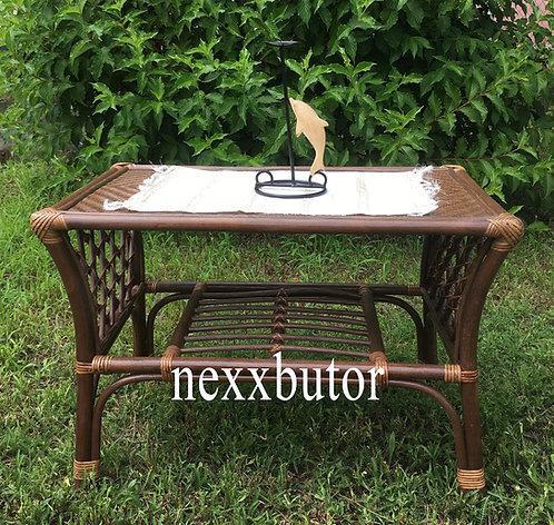 Rattan asztal | LF-292TWB | rattan dohányzóasztal | rattan bútor