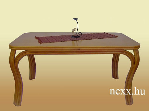 Rattan étkező asztal, TF-10124TWX,  6.sz.  rattan asztal,