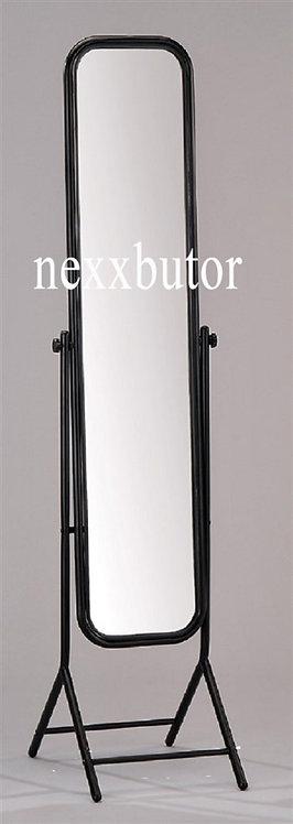 Fém állótükör  |  6101A  | fekete álló tükör | állótükör nexxbutor