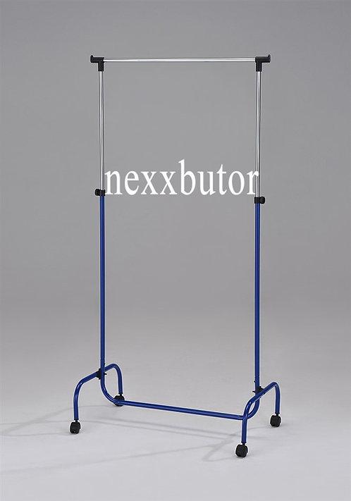 Kék ruhaállvány  |  Q-001BL  |  fém ruhaállvány | fogas nexxbutor