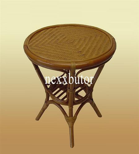 Fonott asztal   J-2008W   rattan asztal   rattan bútor