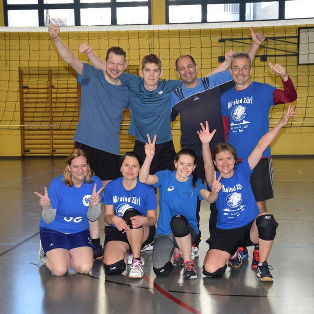 Volleyball Turniere 2020: 2