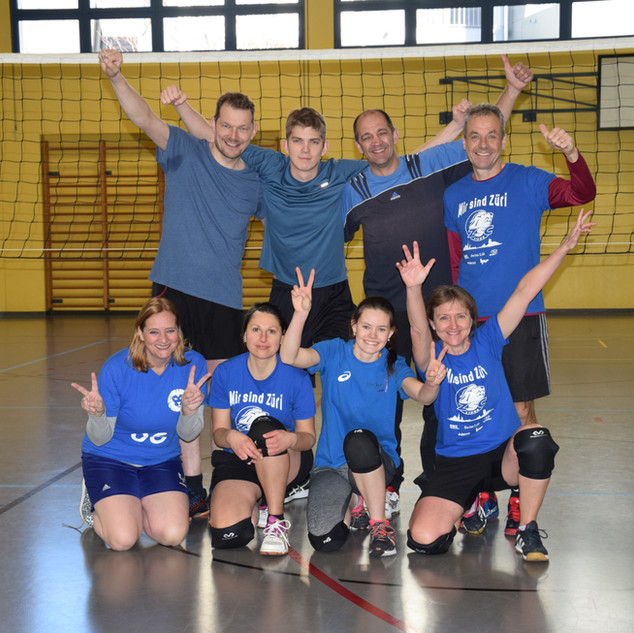Volleyball Turniere 2020: 2