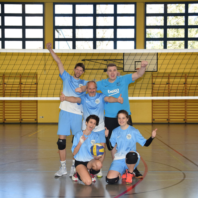 Volleyball Turniere 2020: 11