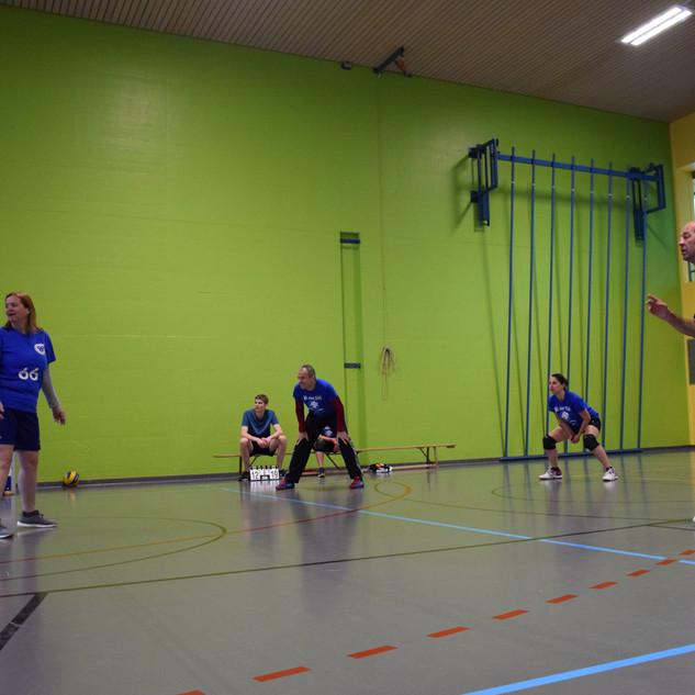 Volleyball Turniere 2020: 19