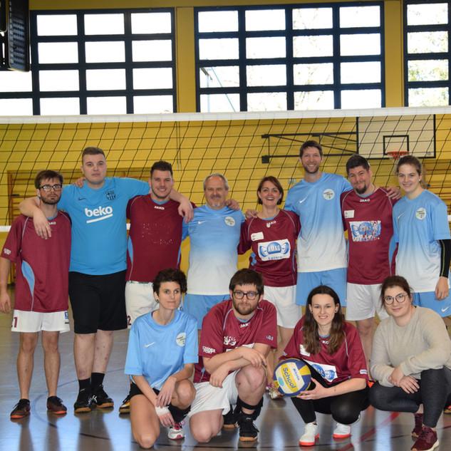 Volleyball Turniere 2020: 7