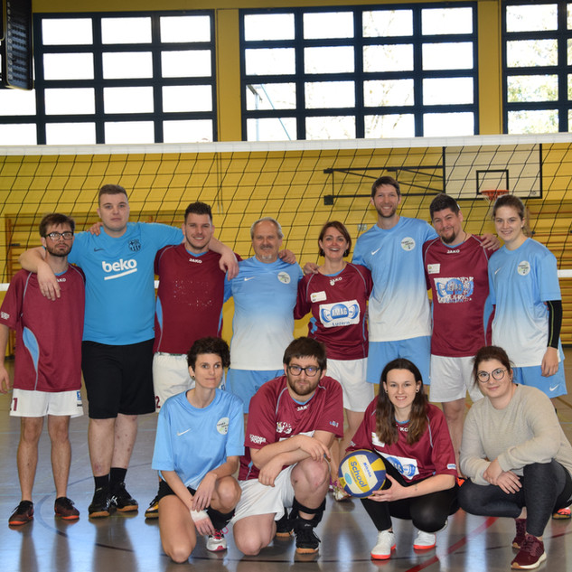 Volleyball Turniere 2020: 7