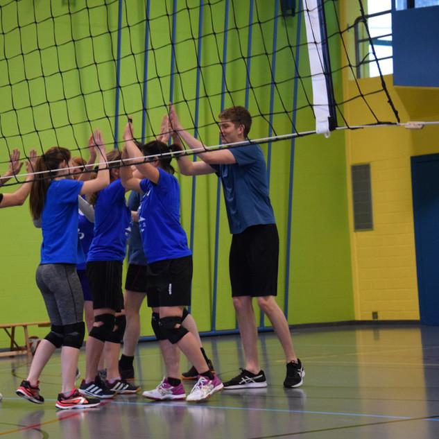 Volleyball Turniere 2020: 13