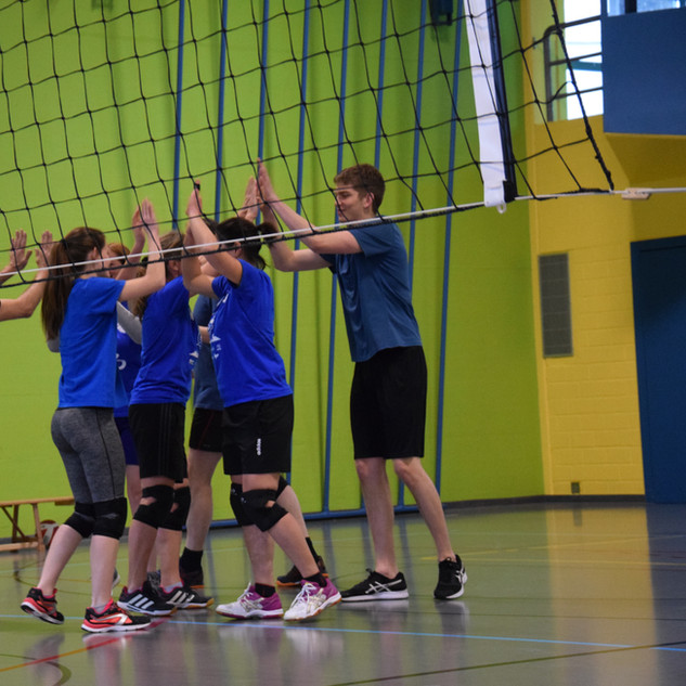 Volleyball Turniere 2020: 13