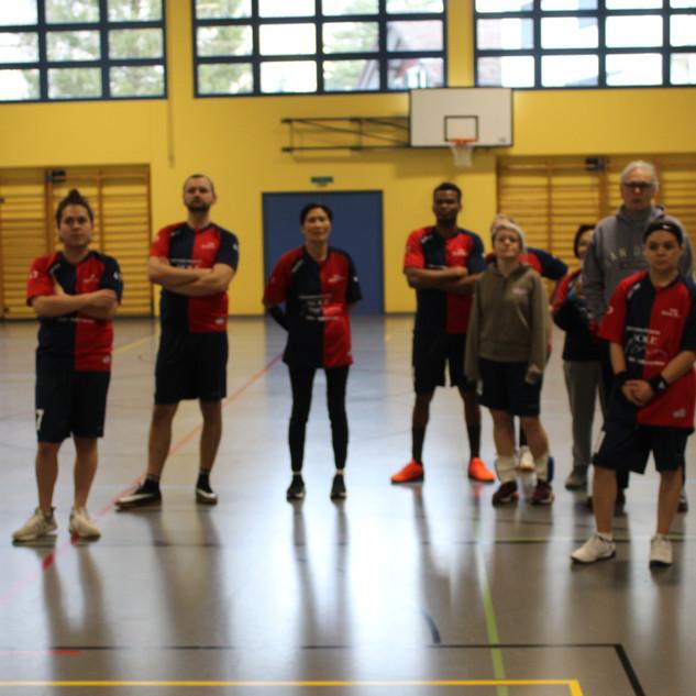 Volleyball Turniere 2020: 33