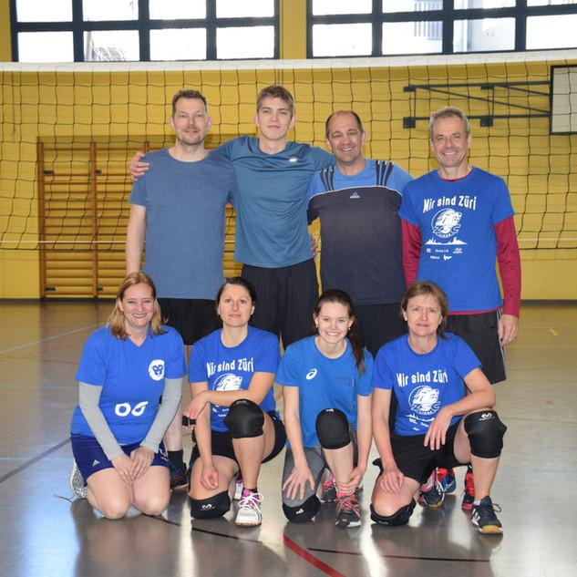 Volleyball Turniere 2020: 3