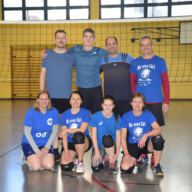 Volleyball Turniere 2020: 3