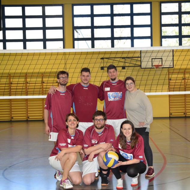 Volleyball Turniere 2020: 9