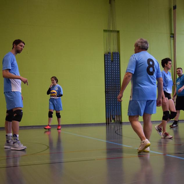 Volleyball Turniere 2020: 16
