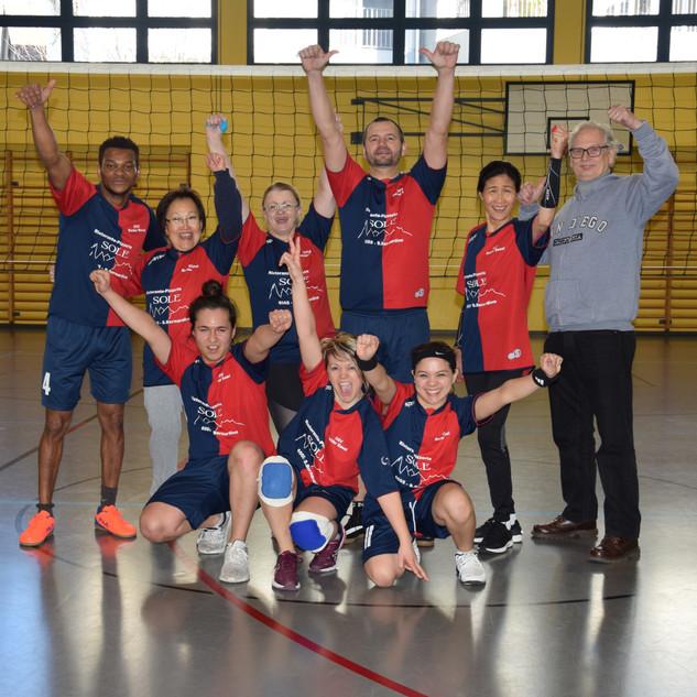 Volleyball Turniere 2020: 4
