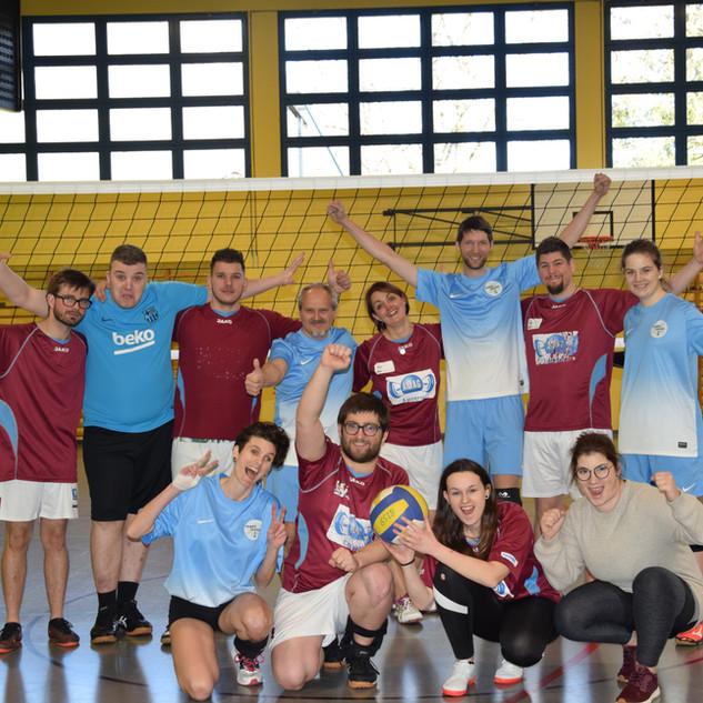 Volleyball Turniere 2020: 6