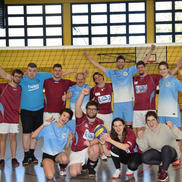 Volleyball Turniere 2020: 6