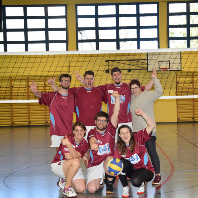 Volleyball Turniere 2020: 8