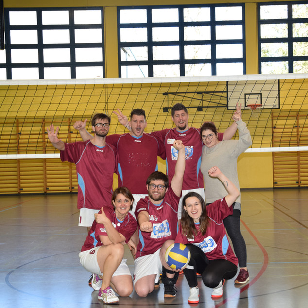 Volleyball Turniere 2020: 8