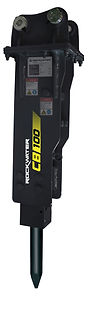 CB100, CB Hydraulic Hammer, Rock Breaker