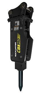 CB350, CB Hydraulic Hammer, Rock Breaker