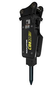 CB300, CB Hydraulic Hammer, Rock Breaker