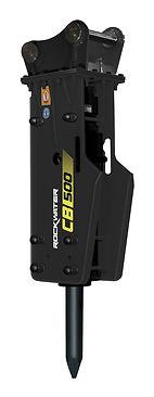 CB500, CB Hydraulic Hammer, Rock Breaker