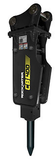 CB400, CB Hydraulic Hammer, Rock Breaker