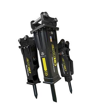 Rockwater Hydraulic Breaker, Hydraulic H