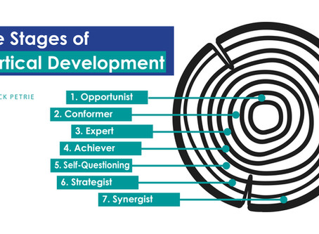 The 7 Stages of Vertical Development