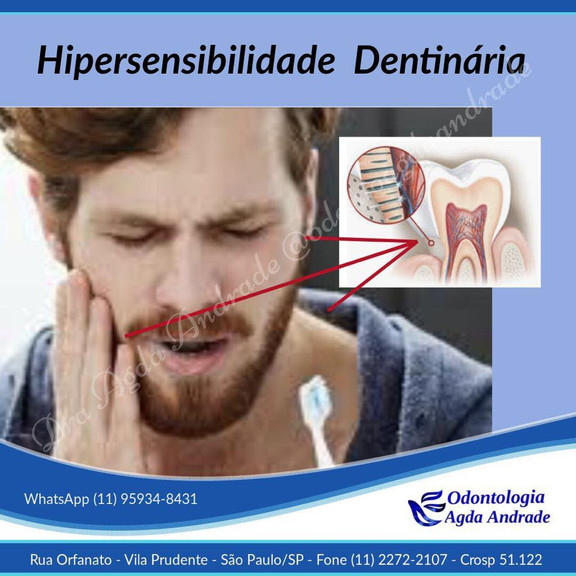 Hipersensibilidade Dentinária