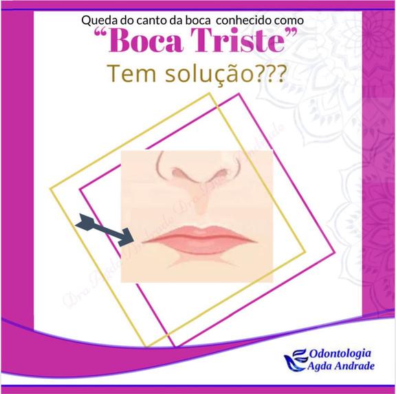 """""""BOCA TRISTE"""""""