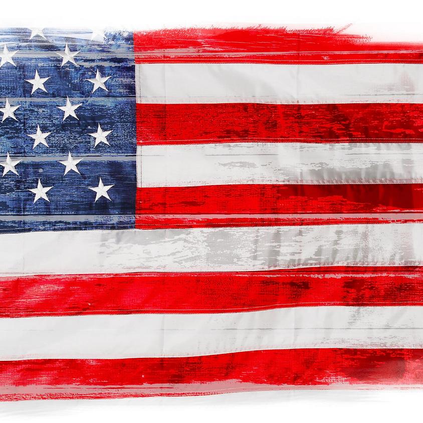 USA - Jorden Runt på 40 Torsdagar