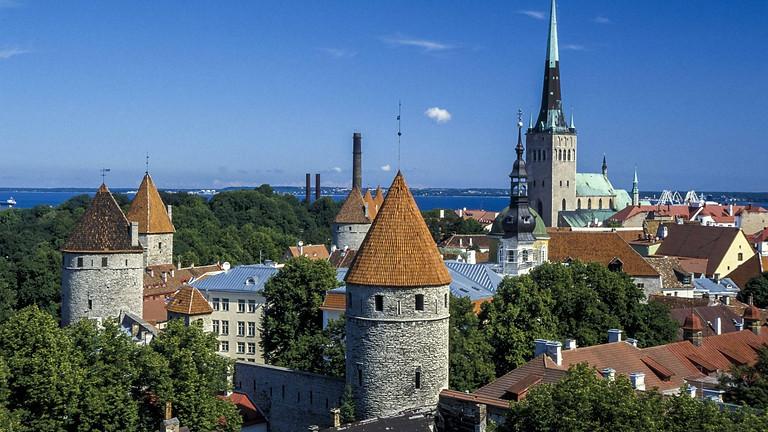 Exkursion in die Botschaft der Republik Estlands