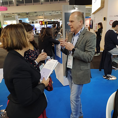 Visita Stand Business France