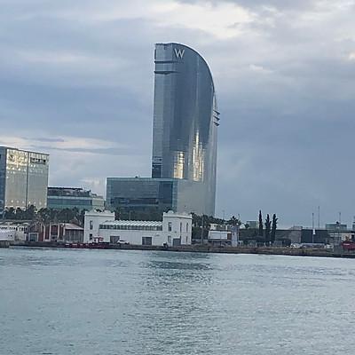 Visita Port de Barcelona