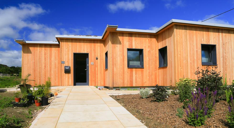 Larch Corner Certified Passive House