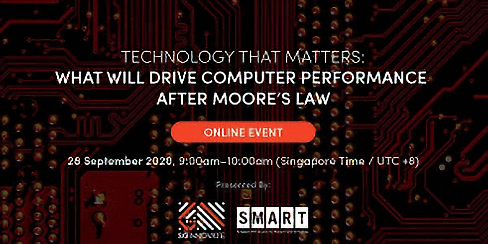 Technology That Matters: What Will Drive Computer Performance After Moore's Law