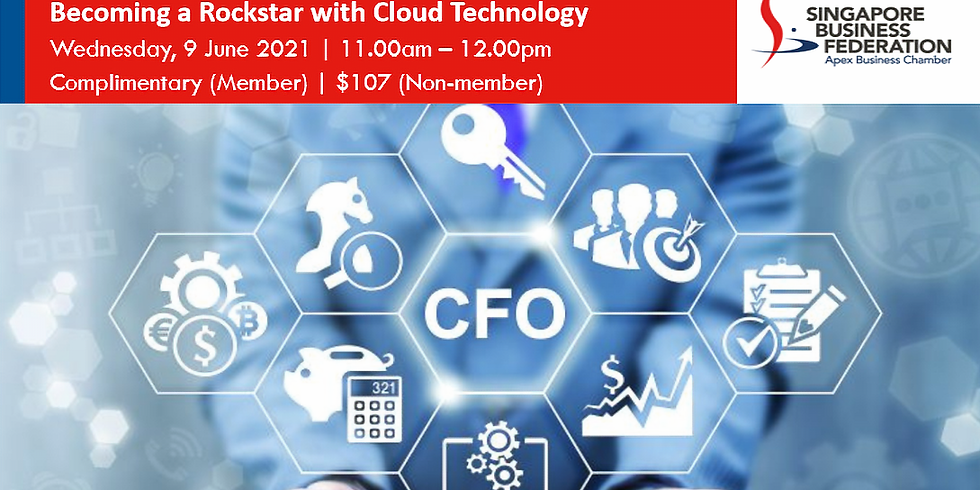 Digital CFO of 2021- Secrets of Becoming a Rockstar CFO with Cloud Technology