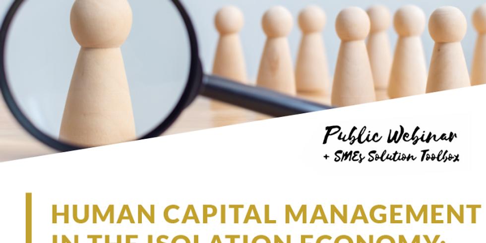 Webinar on Human Capital Management