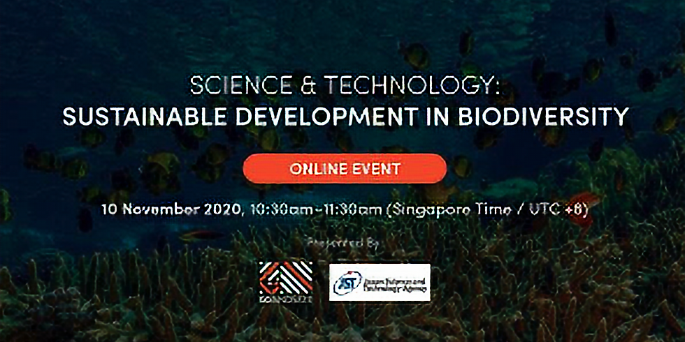 Science and Technology: Sustainable Development in Biodiversity