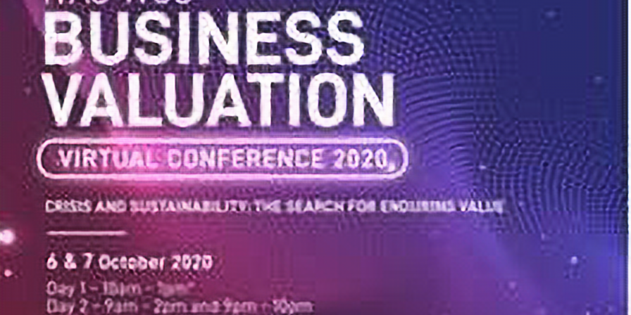 Business Valuation Virtual Conference 2020