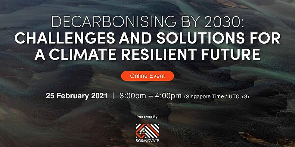 Decarbonising by 2030: Challenges and Solutions for a Climate Resilient Future
