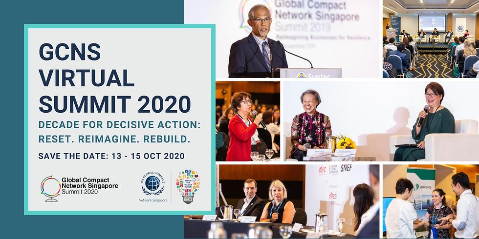GCNS Virtual Summit 2020
