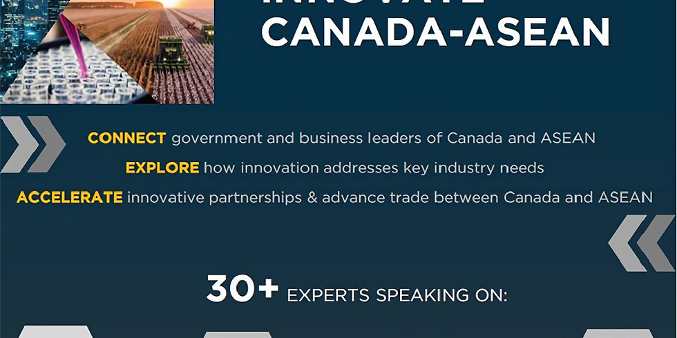 Innovate Canada-ASEAN