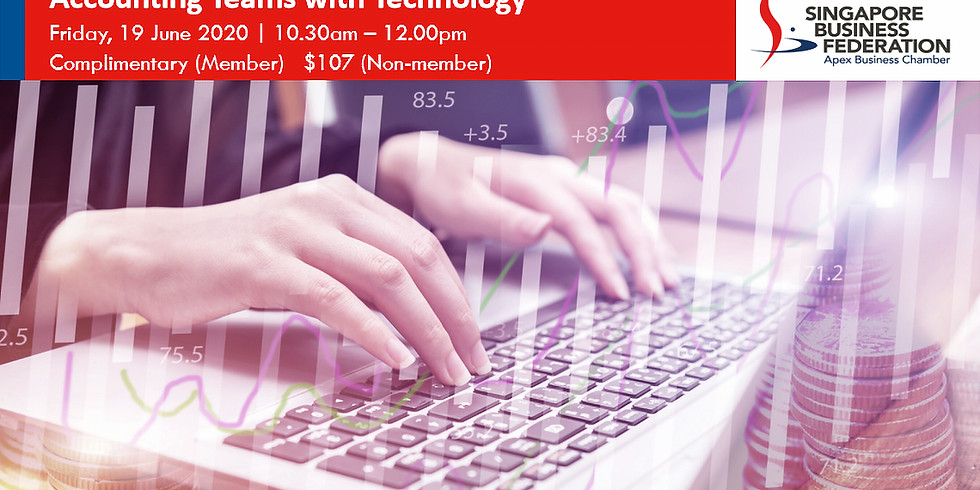 Webinar on Building Confidence for Finance & Accounting Teams with Technology