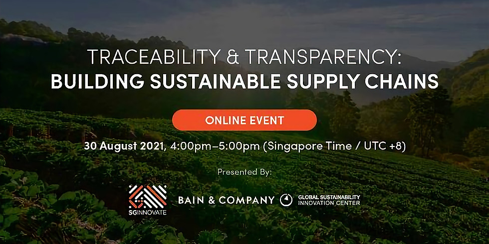 Traceability and Transparency: Building Sustainable Supply Chains